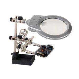terza-mano-con-lente-luce-led-e-portasaldatore-600x600